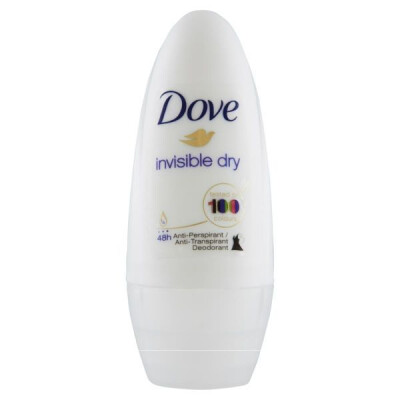 DOVE DEODORANTE ROLL-ON INVISIBLE DRY 50 ML