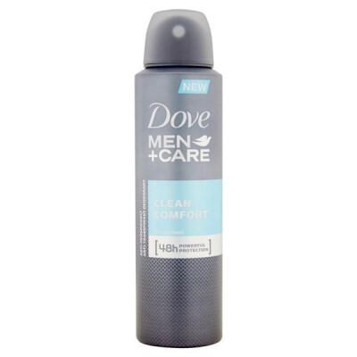 DOVE MEN DEODORANTE MEN CARE CLEAN COMFORT SPRAY ML 150