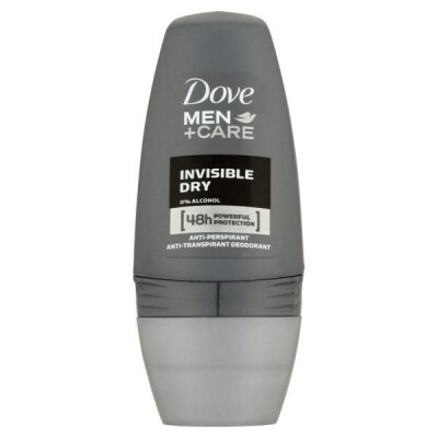 DOVE MEN DEODORANTE ROLL-ON INVISIBLE DRY 50 ML
