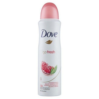 DOVE DEODORANTE SPRAY GO FRESH MELOGRANO 150 ML