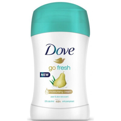 DOVE DEODORANTE STICK GO FRESH PEAR&ALOE 30 ML