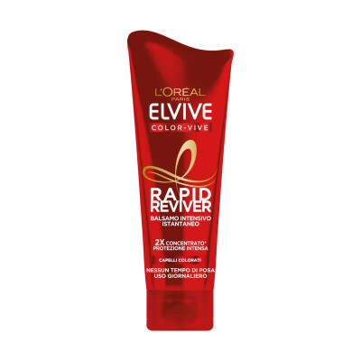 ELVIVE BALSAMO RAPID REVIVER TUBO COLOR VIVE 180 ML