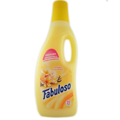 FABULOSO AMMORBIDENTE VANIGLIA E ORCHIDEA 1,5 LT