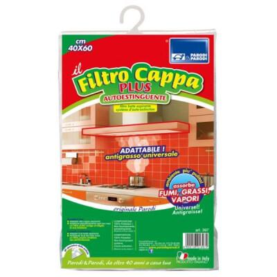 FILTRO CAPPA PLUS AUTOESTINGUENTE 40 X 60 CM