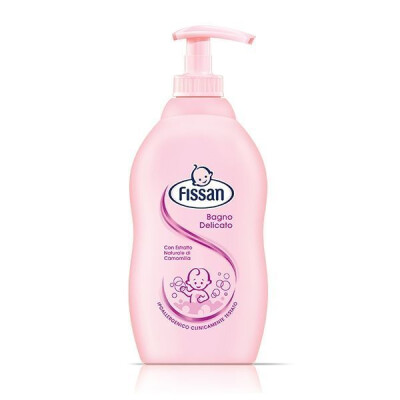FISSAN BABY BAGNOSCHIUMA 400 ML