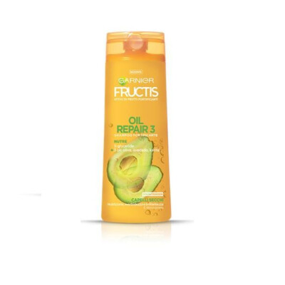 FRUCTISSHAMPOO  OIL REPAIR 3 BURRO FORTIFICANTE 250 ML