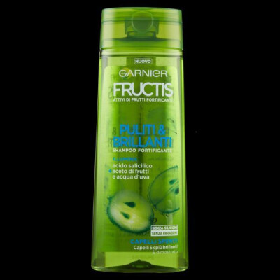FRUCTIS SHAMPOO PULITI & BRILLANTI NEW 250 ML
