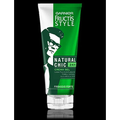FRUCTIS STYLE GEL NATURAL CHIC FORTE 200 ML