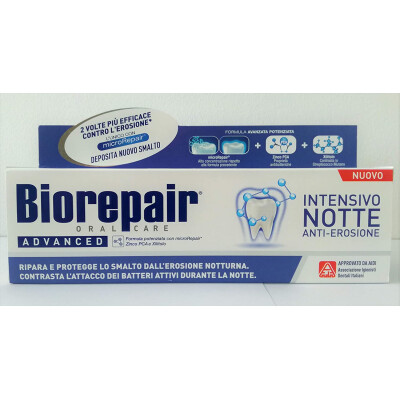 BIOREPAIR DENTIFRICIO ADVANCED NOTTE 75 ML