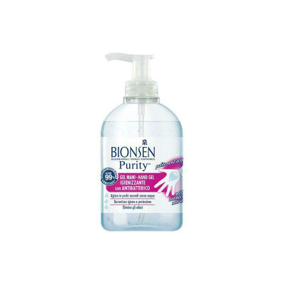 BIONSEN PURITY GEL MANI IGIENIZZANTE 300 ML DISPENSER