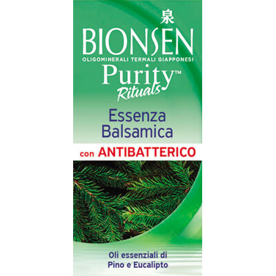 BIONSEN PURITY RICARICA ESSENZA BALSAMO 10 ML