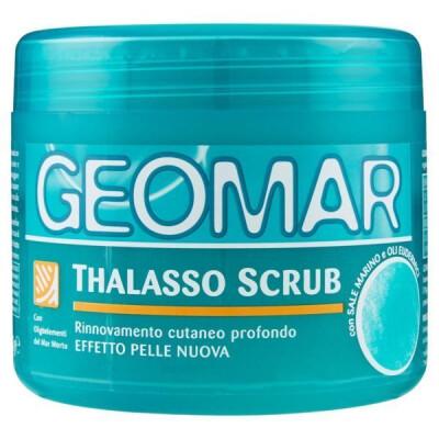 GEOMAR THALASSO SCRUB RINNOVAMENTO CUTANEO 600 GR