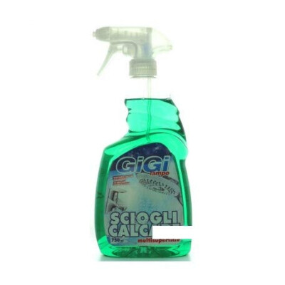 GIGI LAMPO ANTICALCARE PROFUMATO SPRAY 500 ML
