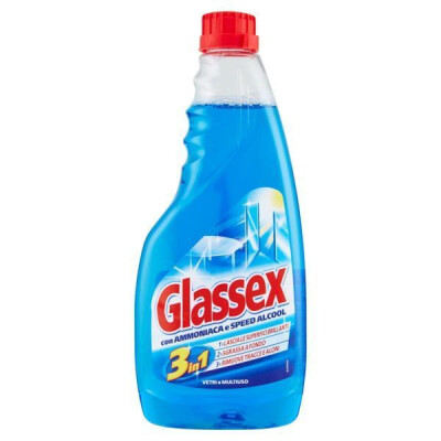 GLASSEX DETERGENTE MULTIUSO RICARICA 500 ML