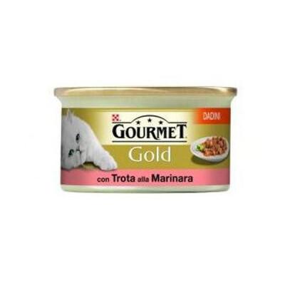 GOURMET GOLD 85 GR TROTA MARINARA