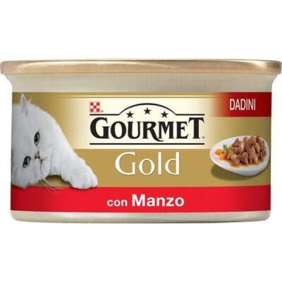 GOLD GOURMET GR.85 DADINI MANZO