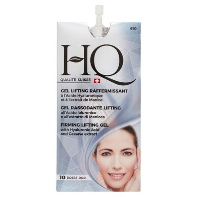 HQ GEL RASSODANTE EFFETTO LIFTING 10 DOSI 610 15 ML