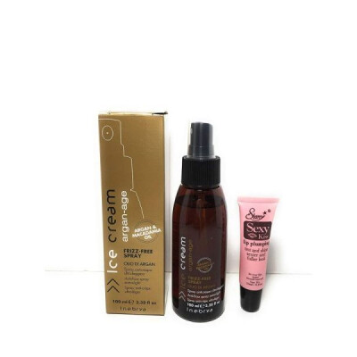 INEBRIA ARGAN FRIZZ-FREE SPRAY 100ML