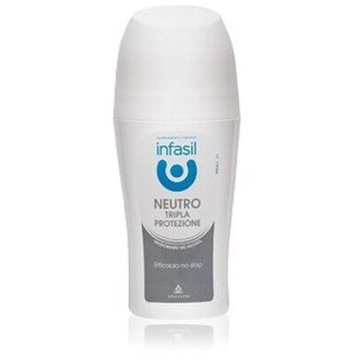 INFASIL DEODORANTE ROLL-ON TRIPLA PROTEZIONE 50 ML