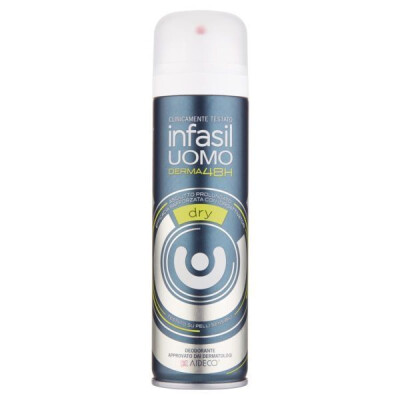 INFASIL DEODORANTE UOMO SPRAY DRY ML 150