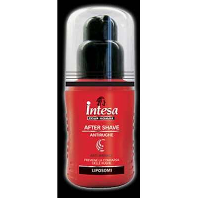 INTESA POUR HOMME AFTER SHAVE ANTIRUGHE 100 ML