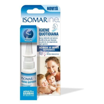 ISOMARINE IGIENE QUOTIDIANO SPRAY 30 ML
