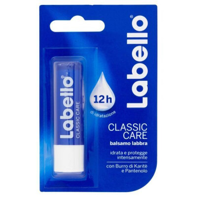 LABELLO BURROCACAO BLU CLASSIC CARE BLISTER ML 5,5