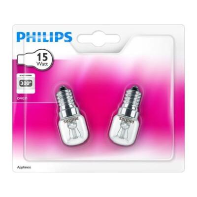 PHILIPS LAMPADA INCANDESCENZA PER FORNO 15W E14