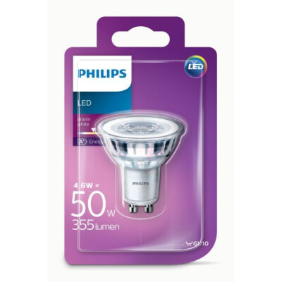 PHILIPS FARETTO LED GU10 50W LUCA CALDA (2700 K)