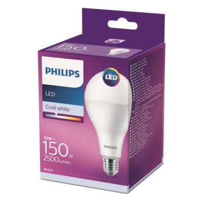 PHILIPS LAMPADINA LED GOCCIA 150W E27 (LUCE NATURALE) 4000K NON DIMERABILE
