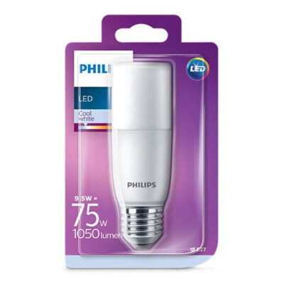 PHILIPS LED STICK 75 WATT T38 E27 LUCE NATURALE 4000K