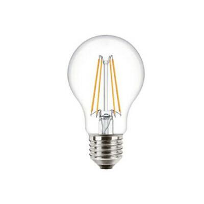 ATTRALUX LAMPADINA LED GOCCIA FILAMENTO E27 60 WATT LUCE CALDA 2700K