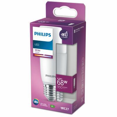 Philips lampadina LED stick 68W T38 E27 3000K non dim