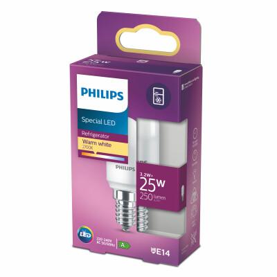 Philips lampadina LED T25 25W E14 2700K non dim