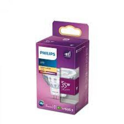 Philips lampadina LED faretto GU5.3 35W 2700K non dim