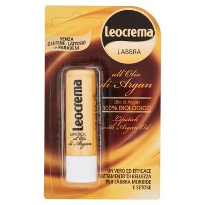 LEOCREMA LABBRA STICK OLIO ARGAN 5,5 ML