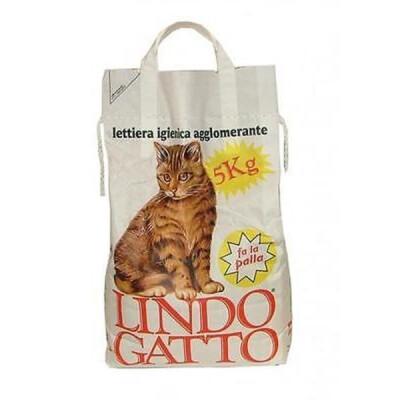 LINDO GATTO LETTIERA KG 5