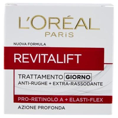 L'OREAL REVITALIFT - CREMA VISO ANTI-RUGHE, GIORNO - 50 ML