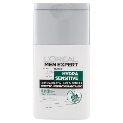 L'OREAL MEN EXPERT HYDRA SENSITIVE BALSAMO DOPO BARBA 125 ML