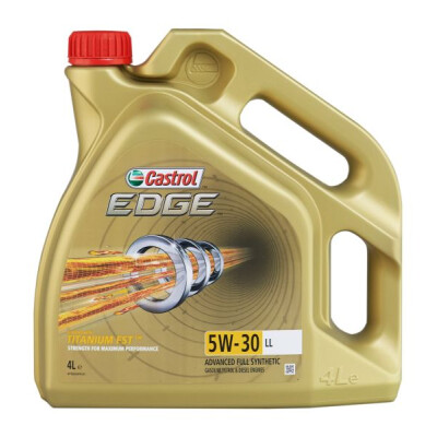 CASTROL LUBRIFICANTE EDGE LL 5W30 4 LITRI