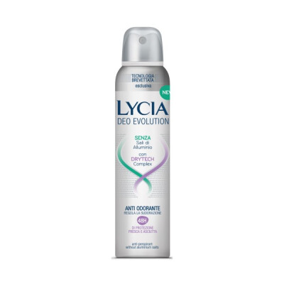 LYCIA DEO SPRAY EVOLUTION 150 ML