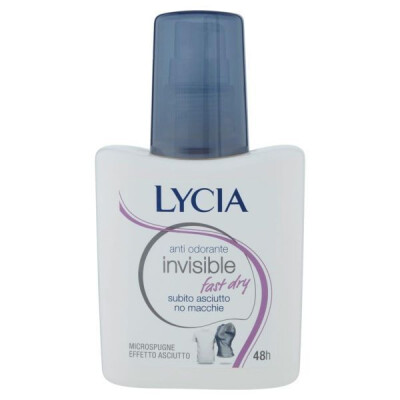 LYCIA DEODORANTE INVISIBLE TOUCH ANTI ODORANTE VAPO 48 H ML 75