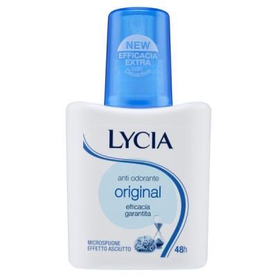 LYCIA DEODORANTE ORIGINAL VAPO ML 75