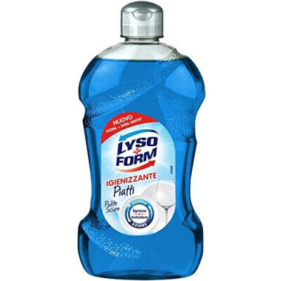 LYSOFORM PIATTI A MANO CONCENTRATO 450+50 ML
