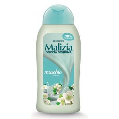 MALIZIA DOCCIASCHIUMA RILASSANTE MUSCHIO BIANCO 300 ML