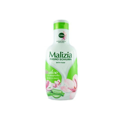 MALIZIA BAGNOSCHIUMA BIO ALOE 1000 ML