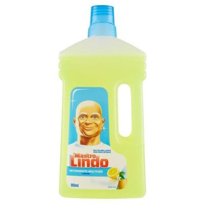 MASTRO LINDO DETEGENTE LIQUIDI LIMONE 950 ML
