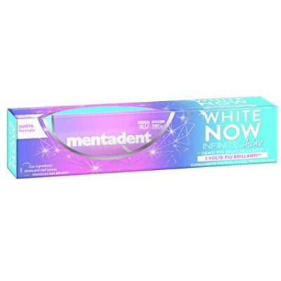 MENTADENT WHITE NOW GLOSSY CHIC 50 ML