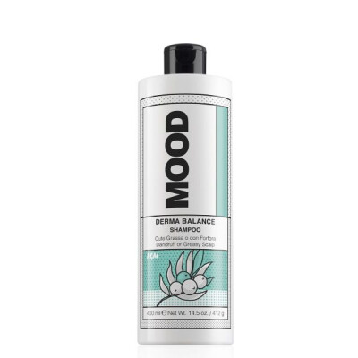 MOOD SHAMPOO DERMA BALANCE 400  ML