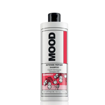 MOOD SHAMPOO INTENSE REPAIR 400  ML